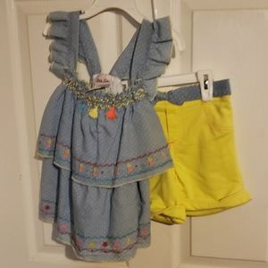 Other - Little girls outfit